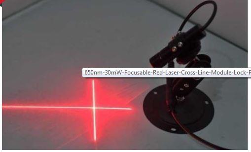 Ajout d'un centreur laser sur BZT PFE500PX - Page 2 Laser10