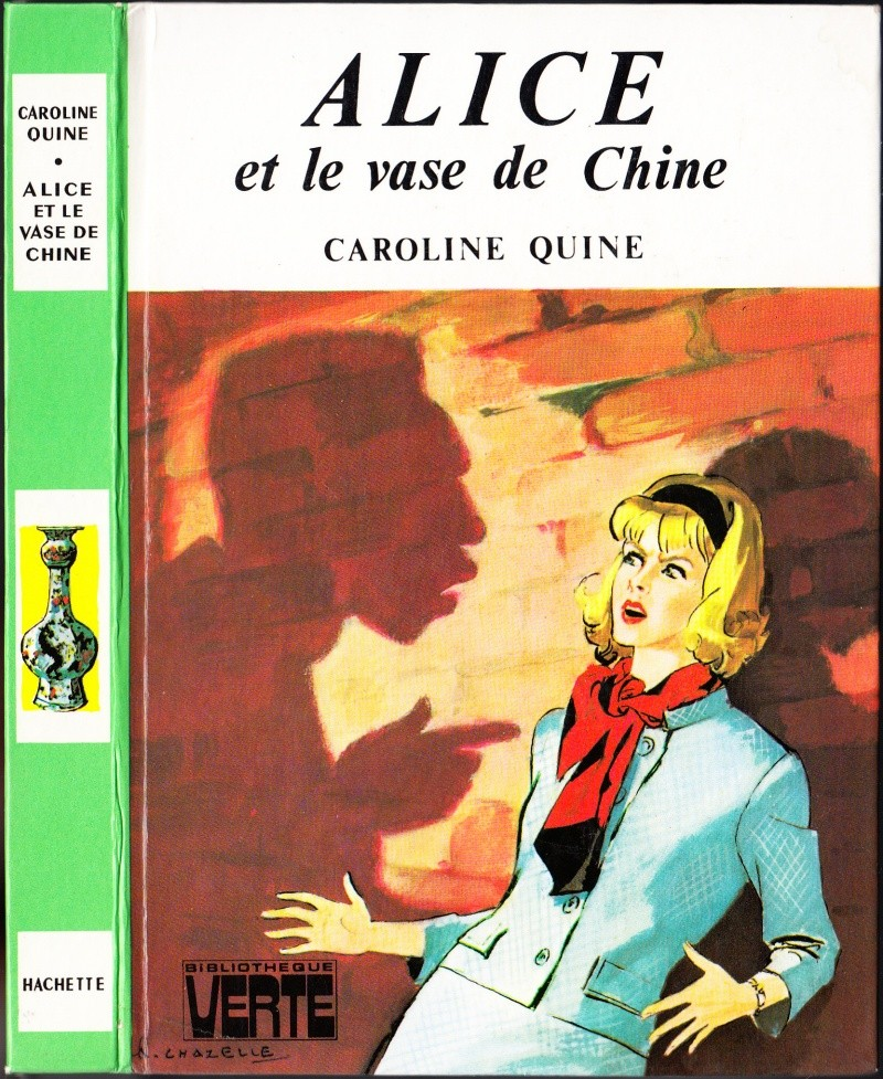 Recherches sur les anciennes éditions d'Alice (Titres 16 à 30)  Alice10