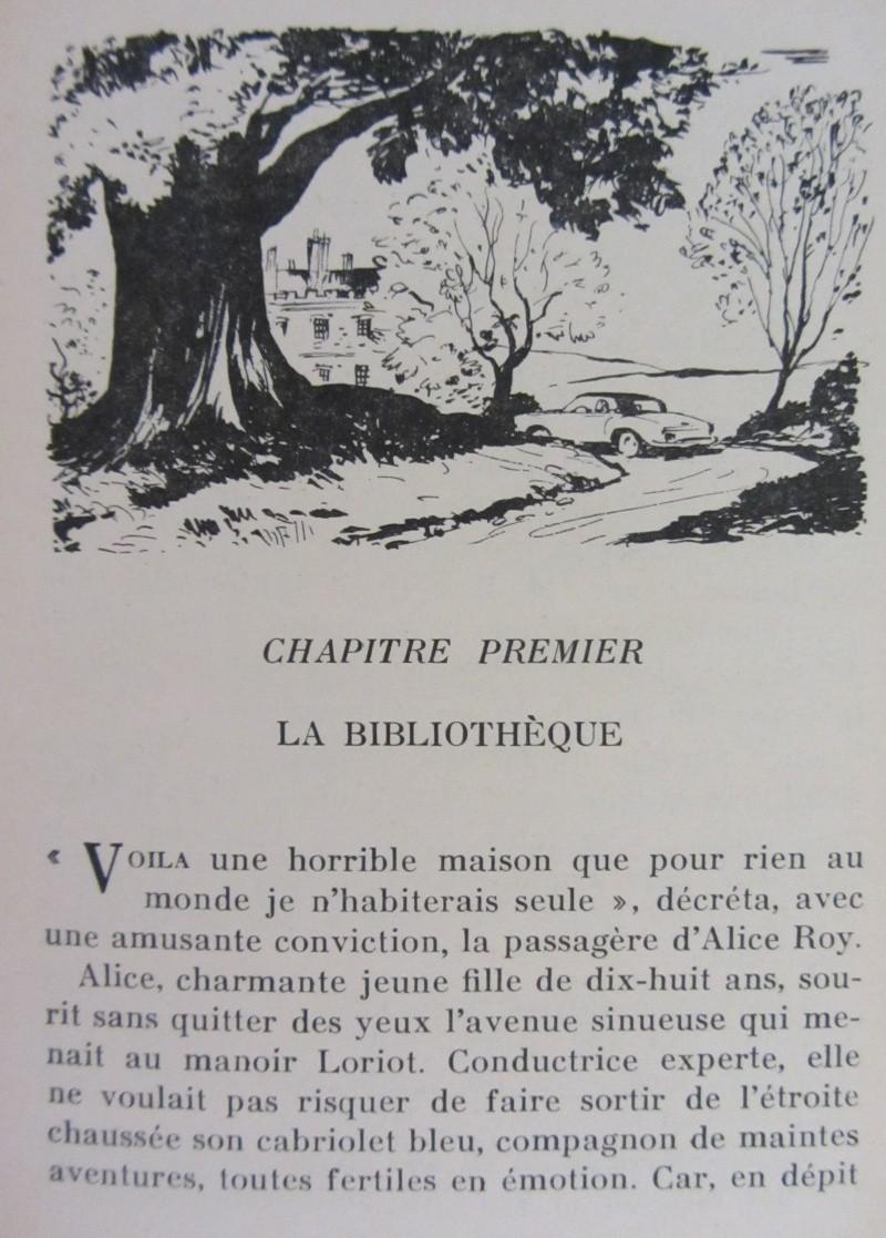 Recherches sur les anciennes éditions d'Alice (Titres 16 à 30)  Img_6515