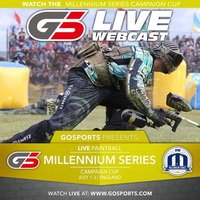 GO Sports Livecast Millénnium Séries Campaign Cup Basildon 2016 Gospor10