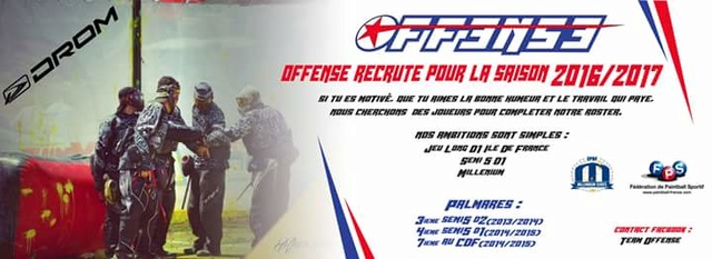 Team Offense recrute (France / IdF) Offens10
