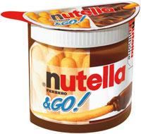 Sucrerie chocolatée préférée Nutell10