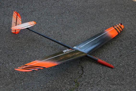 F3K Vortex 2 Vortex11
