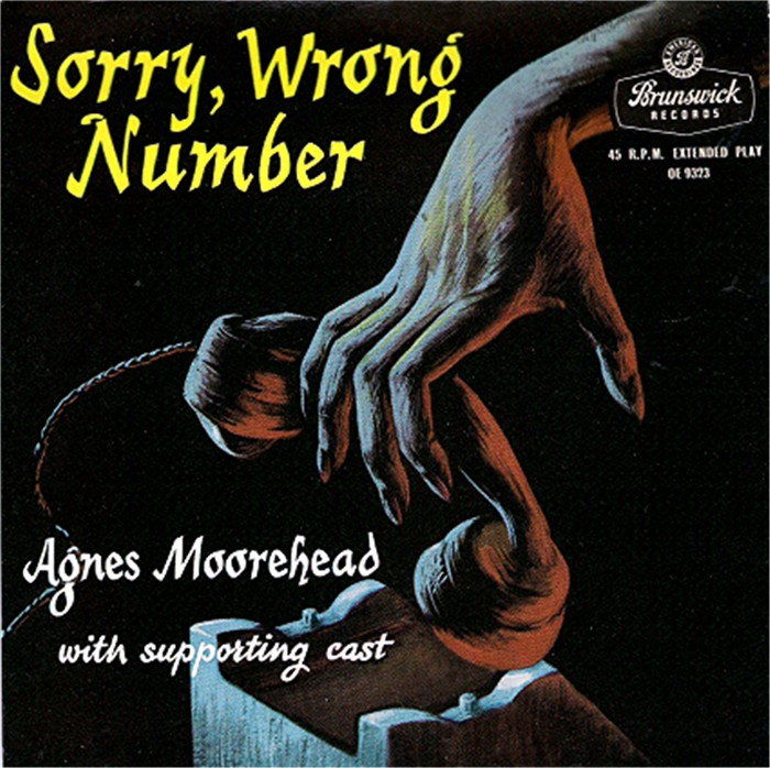 Sorry, Wrong Number - 1947 Decca Record Version Sorry_10