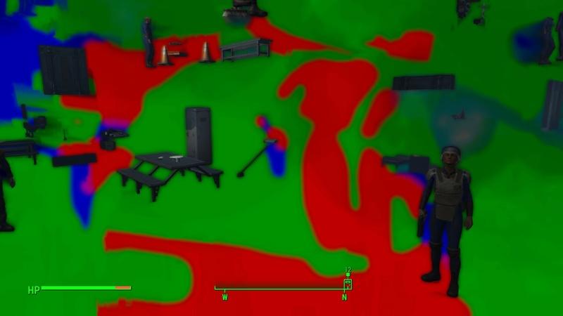 Vault 81 Color Glitch  20160710