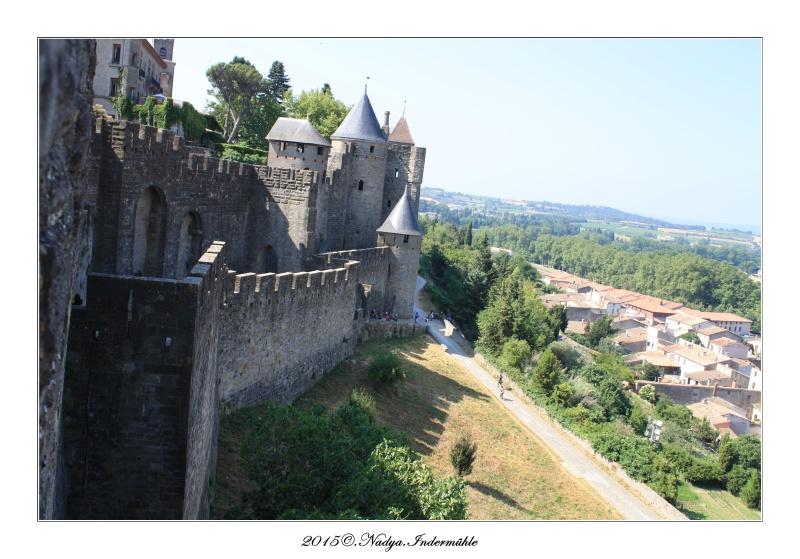 Carcassonne, et sa cité Cadre103