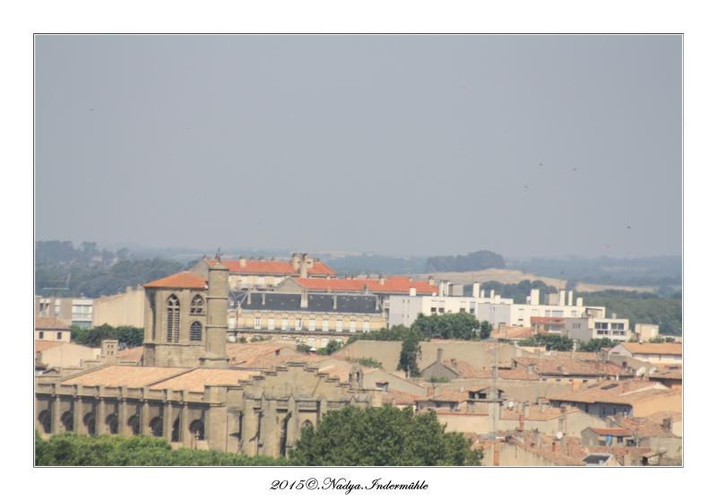 Carcassonne, et sa cité Cadre109