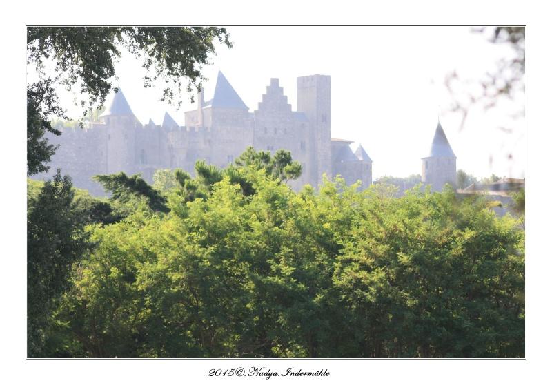 Carcassonne, et sa cité Cadrer31