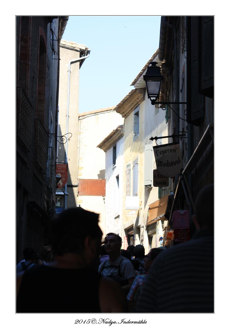 Carcassonne, et sa cité Cadrer51