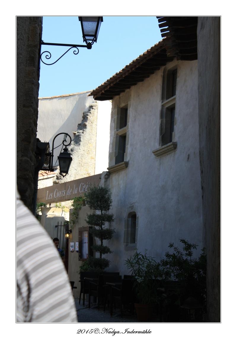 Carcassonne, et sa cité Cadrer52