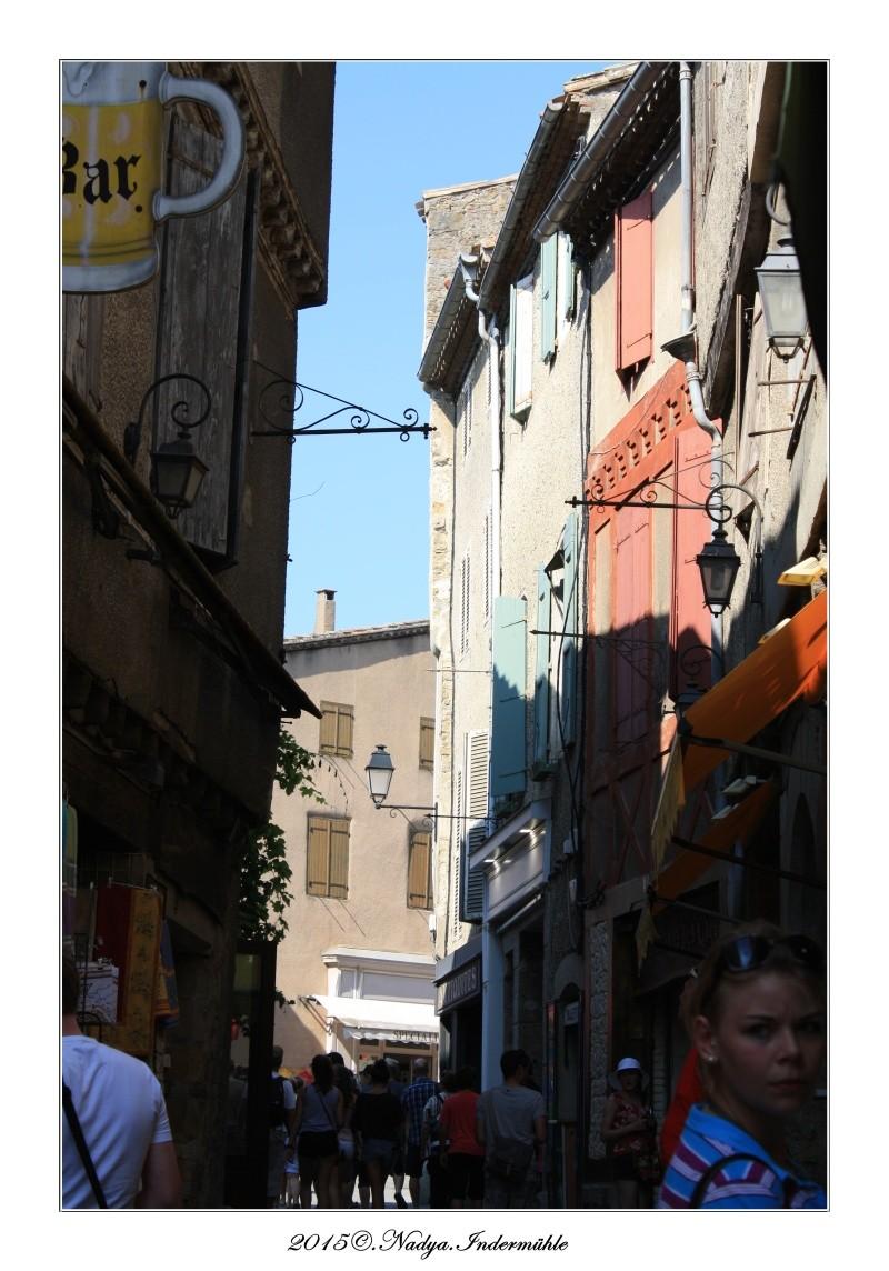 Carcassonne, et sa cité Cadrer57