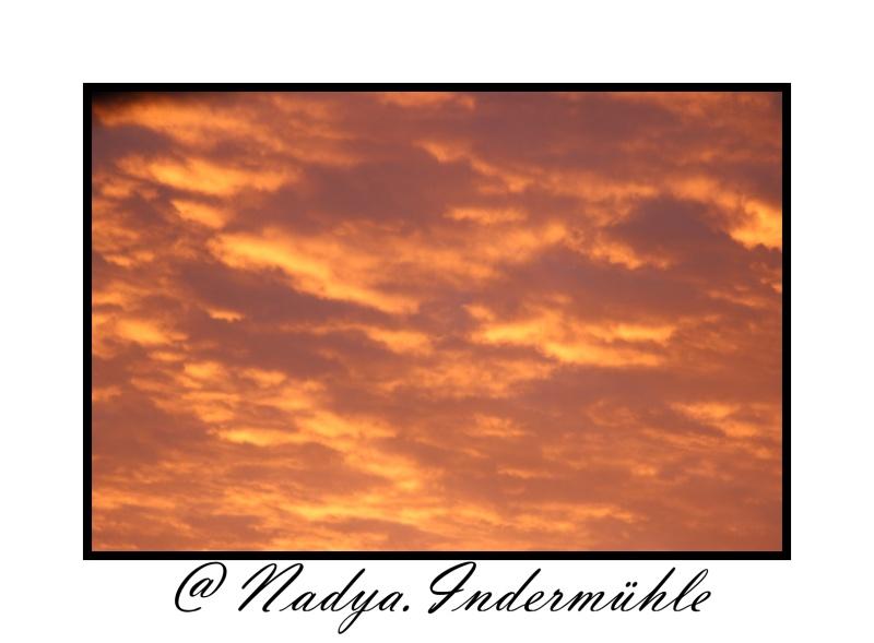 Lever ou coucher de soleil. Cadrim58