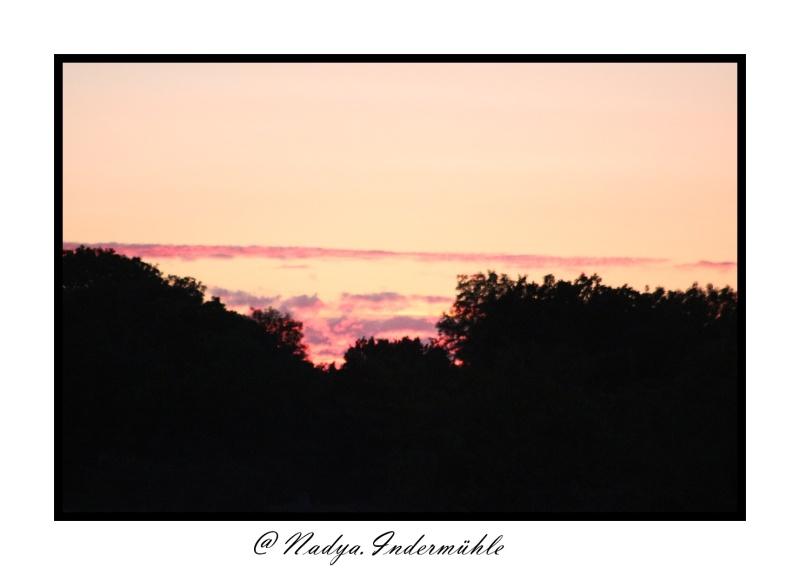 Lever ou coucher de soleil. Cadrim65