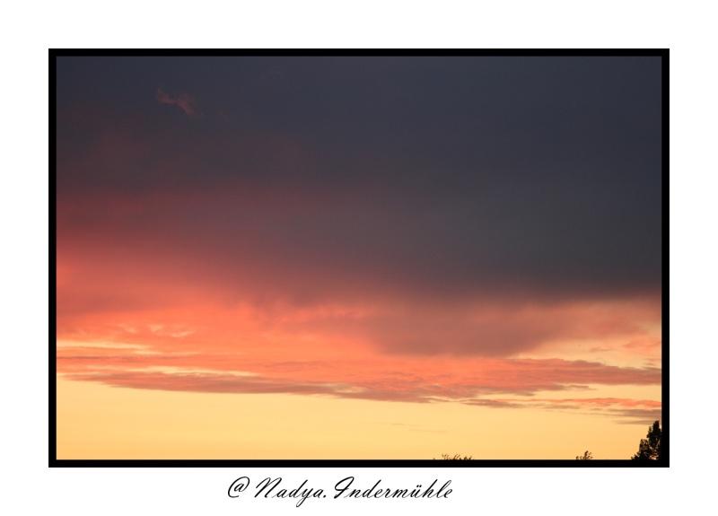 Lever ou coucher de soleil. Cadrim66