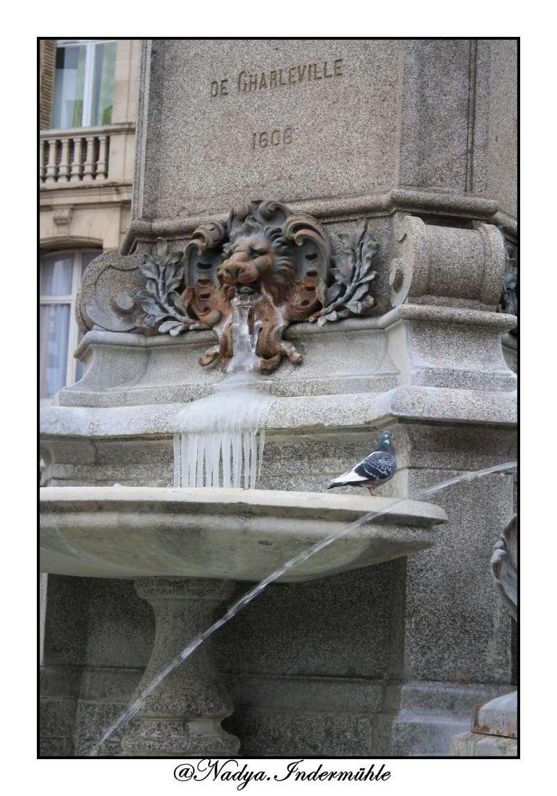 Charleville Mézières, et sa fontaine Charles de Gonzague Img_0210