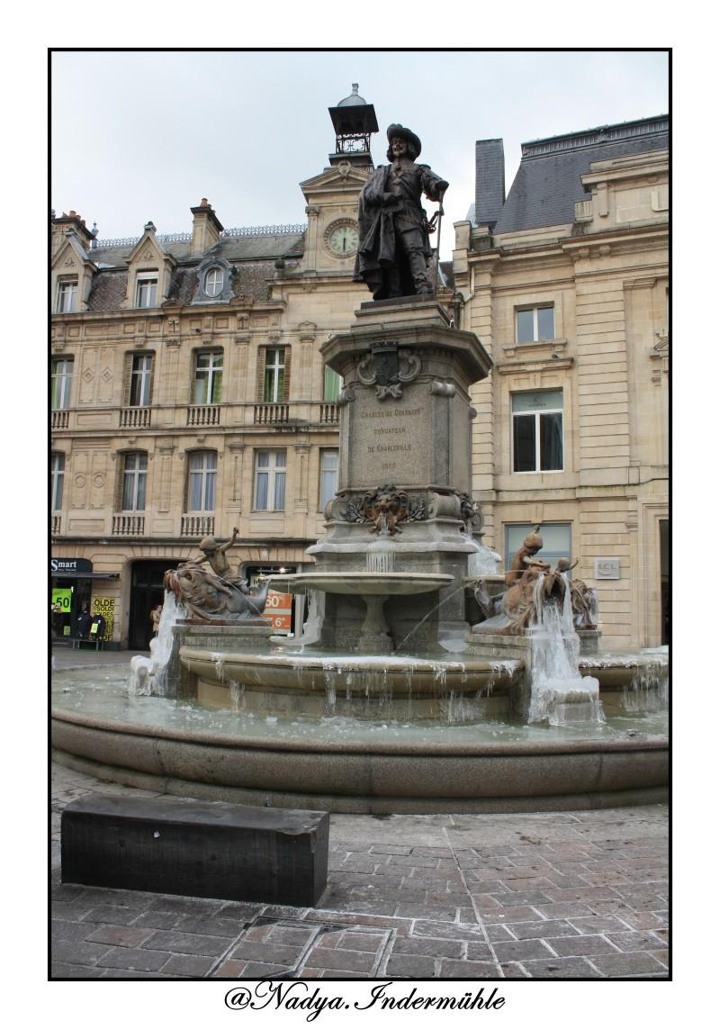 Charleville Mézières, et sa fontaine Charles de Gonzague Img_0211