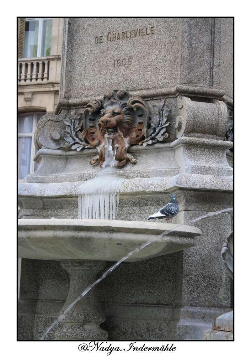 Charleville Mézières, et sa fontaine Charles de Gonzague Img_0215