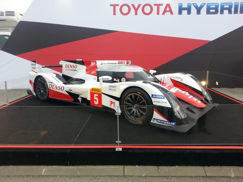 WTCC, GT3, prototypes, V8 supercars..... 20160612