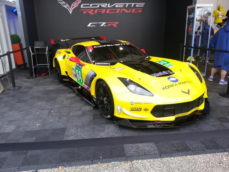 WTCC, GT3, prototypes, V8 supercars..... 20160613