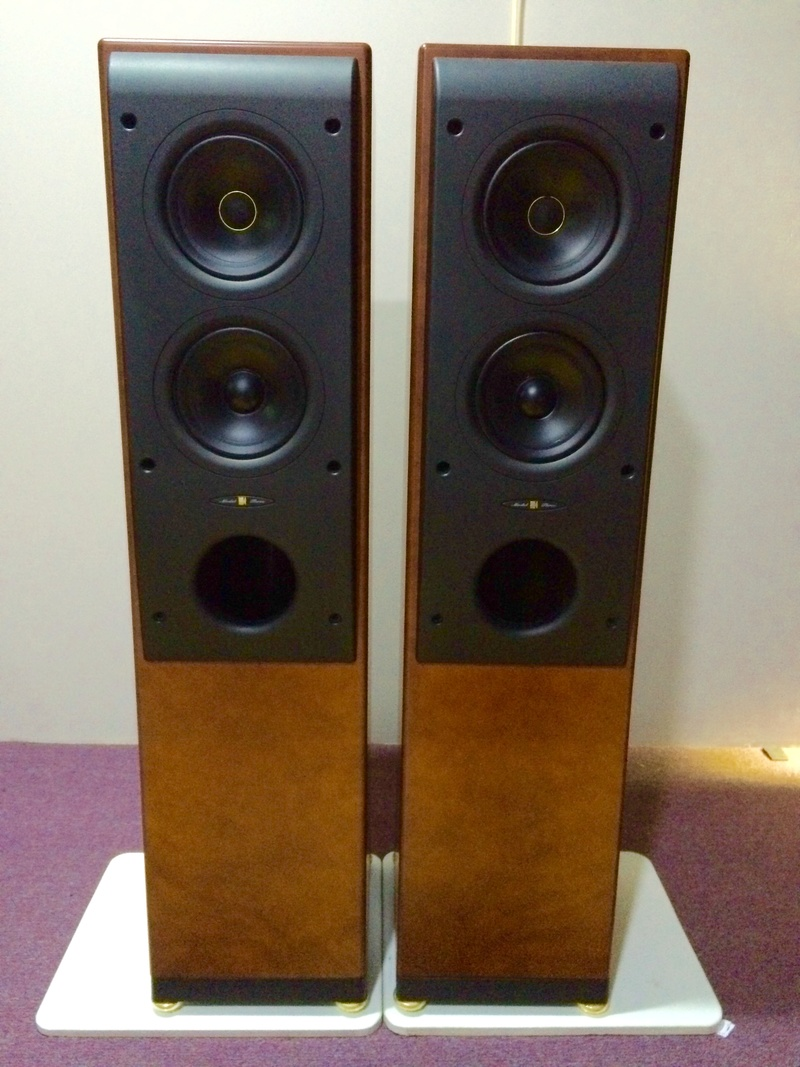 KEF Reference Model Three Loudspeaker Fullsi12