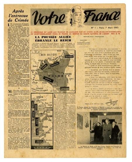 Le courrier de l'air 1945fr10