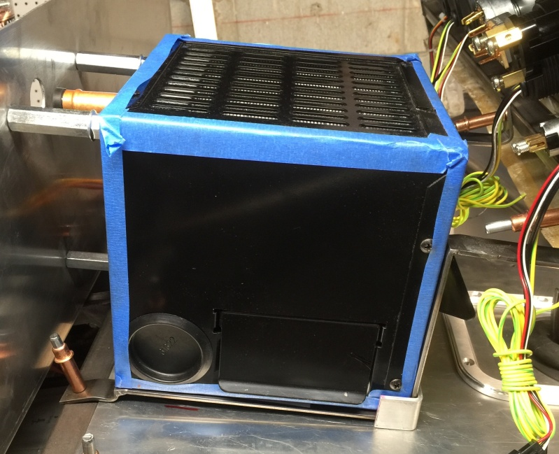 Classic R #27 Build - Cooling System Heater13