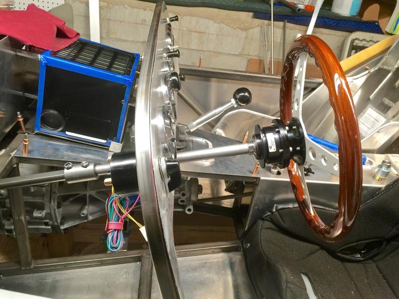 Classic R #27 Build - Steering Shaft Upper-13
