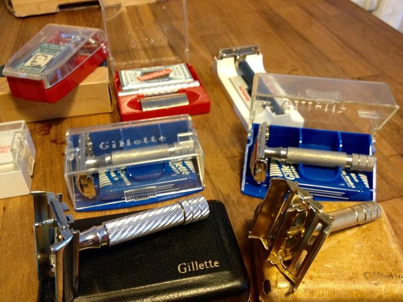 Collection de Gillette.  Image14