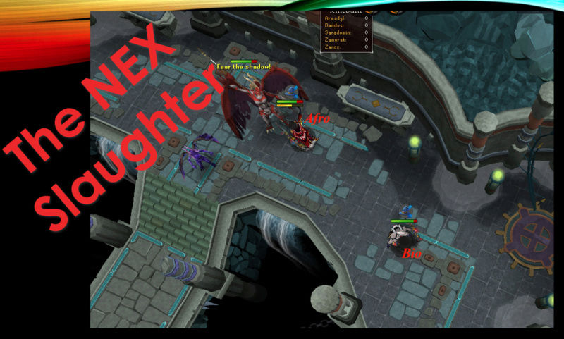 The Slaughter of Nex Screen21