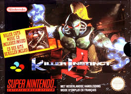 Killer instinct  version prototype , et le reste  Ki10