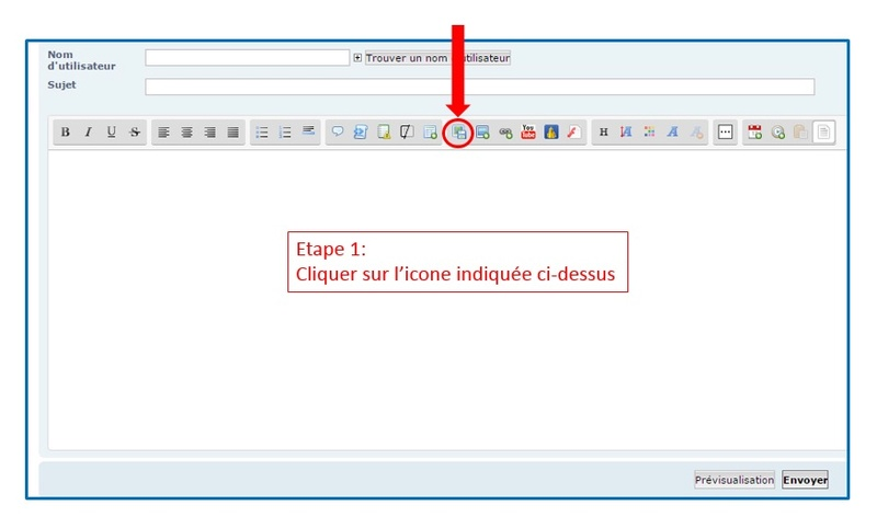 Comment insérer une photo/image Etape110