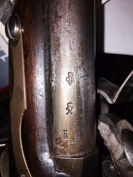 Fusil silex anglais ? 053c2210