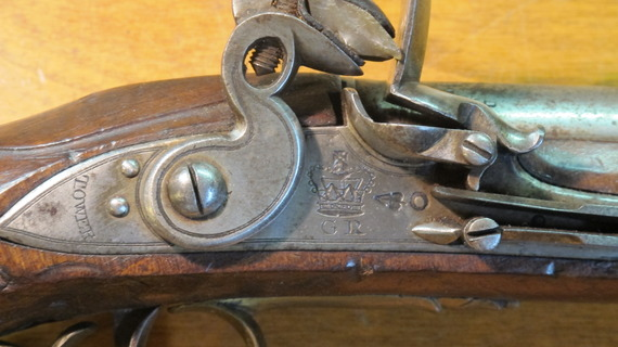 Fusil silex anglais ? 2c237e10