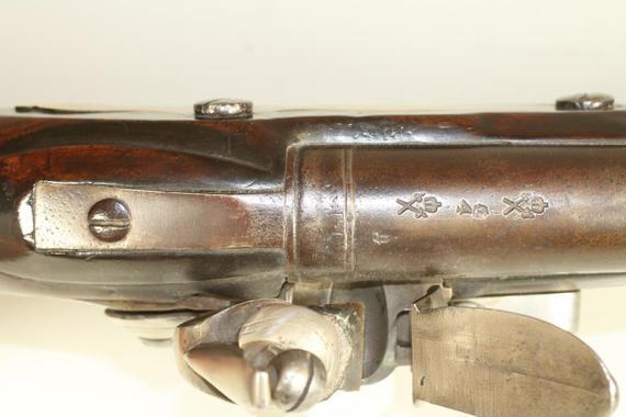 Fusil silex anglais ? E5458310