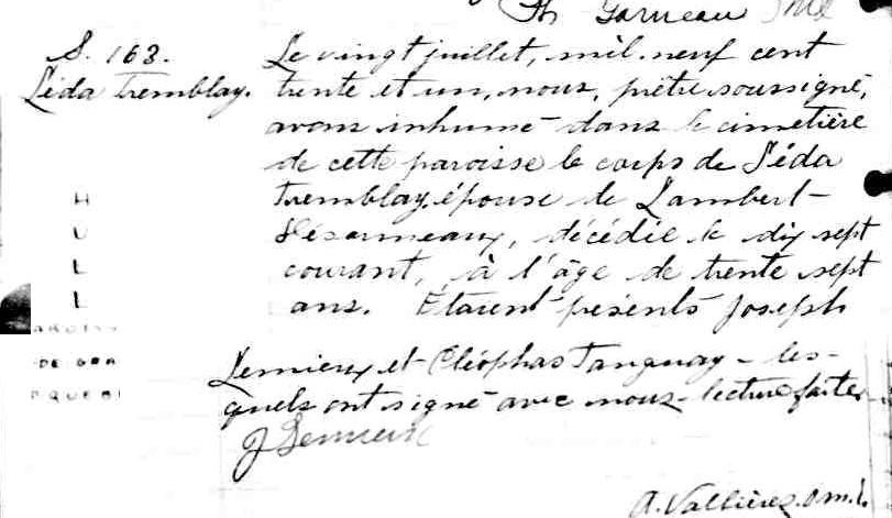 Louis Tremblay et Angélina Perreault - Page 4 Dyces_28