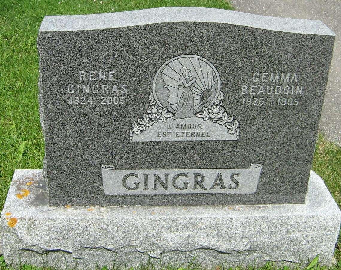 Arthur Gingras & Leda Ouellet Gingra10