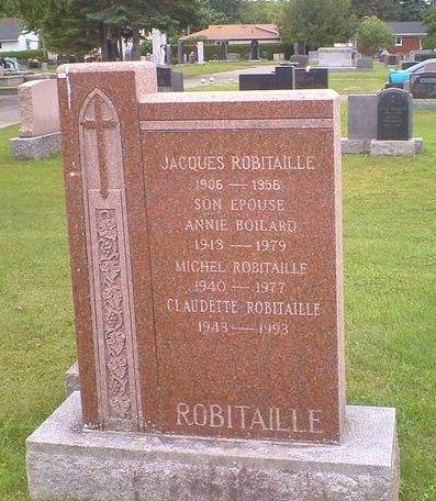 Jacques Robitaille et Annie Boislard Jacque12
