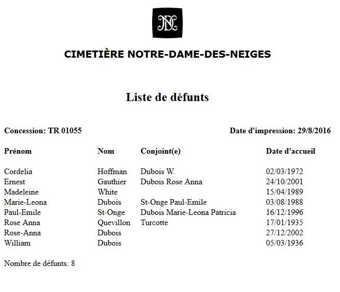 Mariage de William Dubois & Angèle Gaspard Notre-10