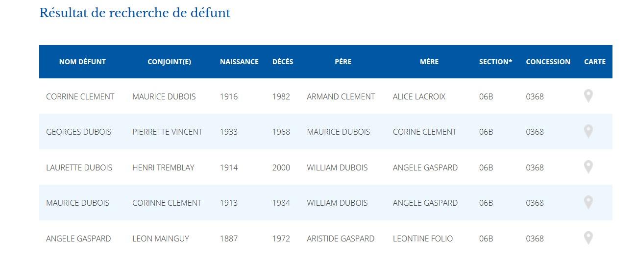 Mariage de William Dubois & Angèle Gaspard Repos_10