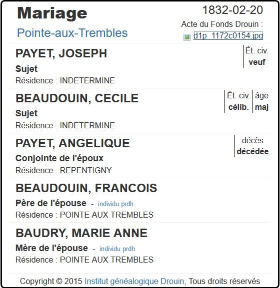 mariage entre Joseph Payet et Cécile Beaudouin Payet_11