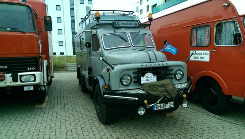 Oldtimer-LKW-Ausstellung, Rostock / Hanse-Sail 2015 Imag0117