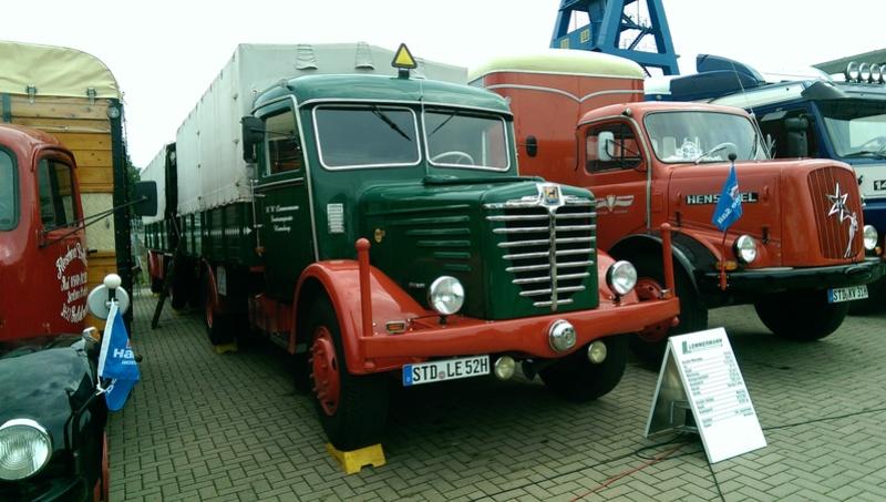 Oldtimer-LKW-Ausstellung, Rostock / Hanse-Sail 2015 Imag0121