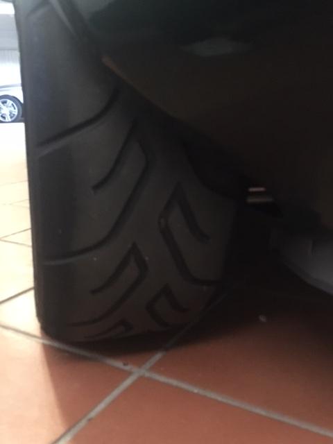 Cerchi forgiati Lotus Elise con gomme  semi slick  Img_5311