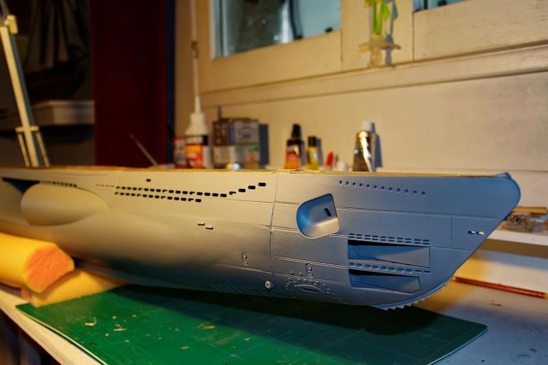 Le U-96 de Hachette/Amati au 1/48° U_boot14