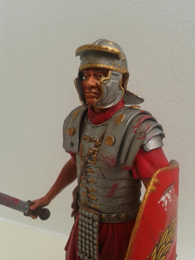 Légionnaire romain 1er siècle après JC 20160811