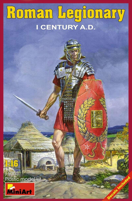 Légionnaire romain 1er siècle après JC Legion10