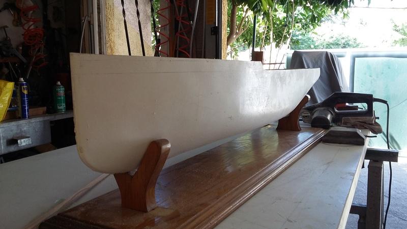 Yacht  classique à moteur 1920 / 1930 NEMESIS 20160711