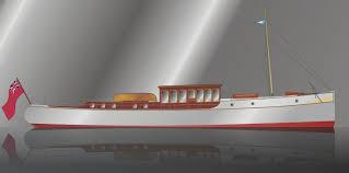 Yacht  classique à moteur 1920 / 1930 NEMESIS Images11