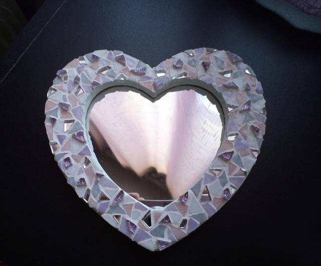 [Décoration Diorama] Miroir en mosaïque taille SD Dsc03113