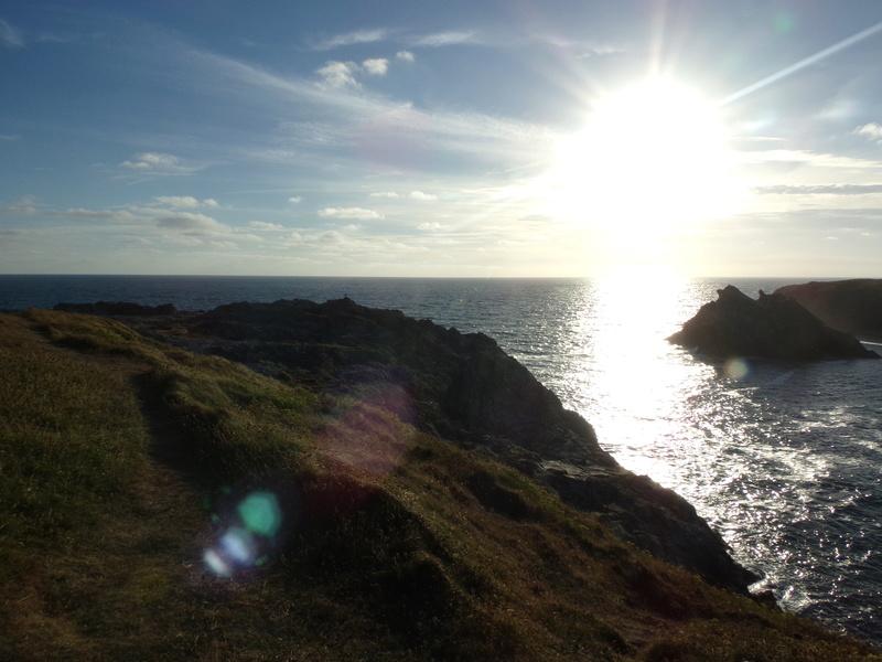 Le Sémaphore à Domois - Belle île en Mer 100_0210